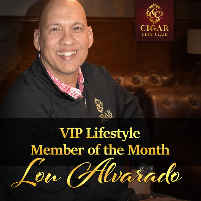 Lou Member of the Month