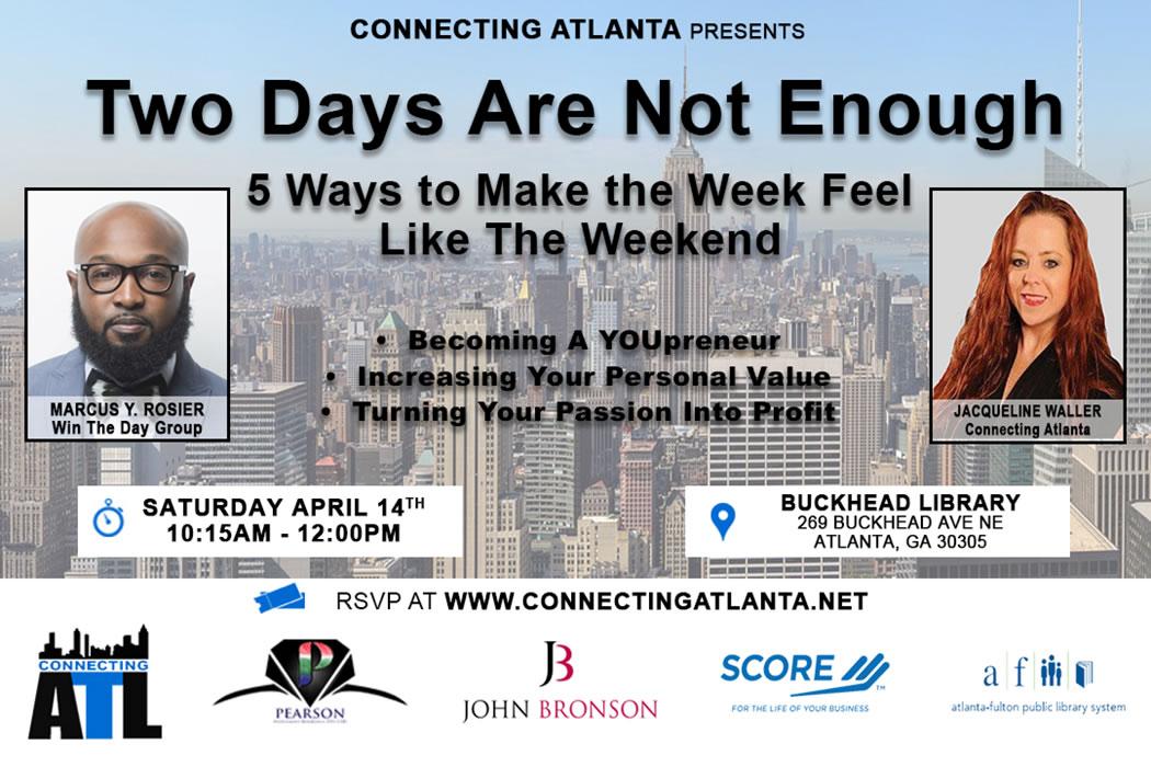 Connecting Atlanta