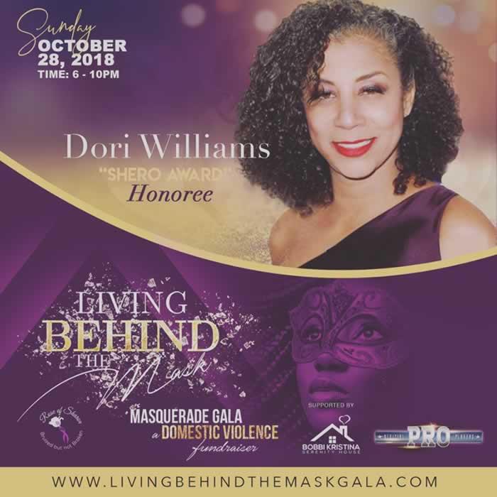 Dori Williams Flyer