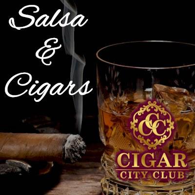 Salsa Cigar Event